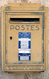 Contact us post box