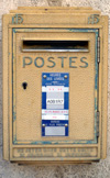 Contact us post box