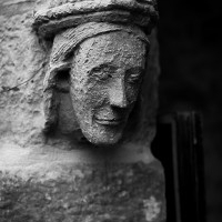 13th century sculpture in stone