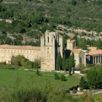 Lagrasse 8th century Abbey