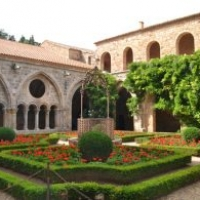 Abbaye de Fontfroide. A must see on your to do list