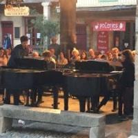 En Blanc et Noir piano festival held in July