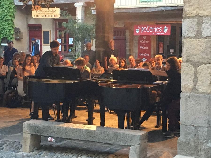 Festival de piano Blanc et Noir