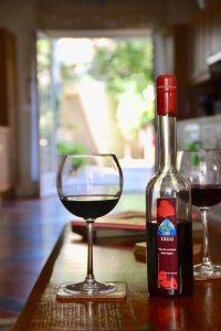 Goûtez aux délicieux vins locaux