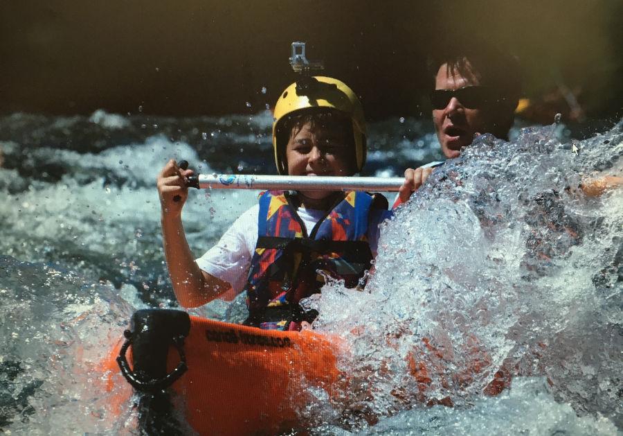 Kayak pour les plus courageux
