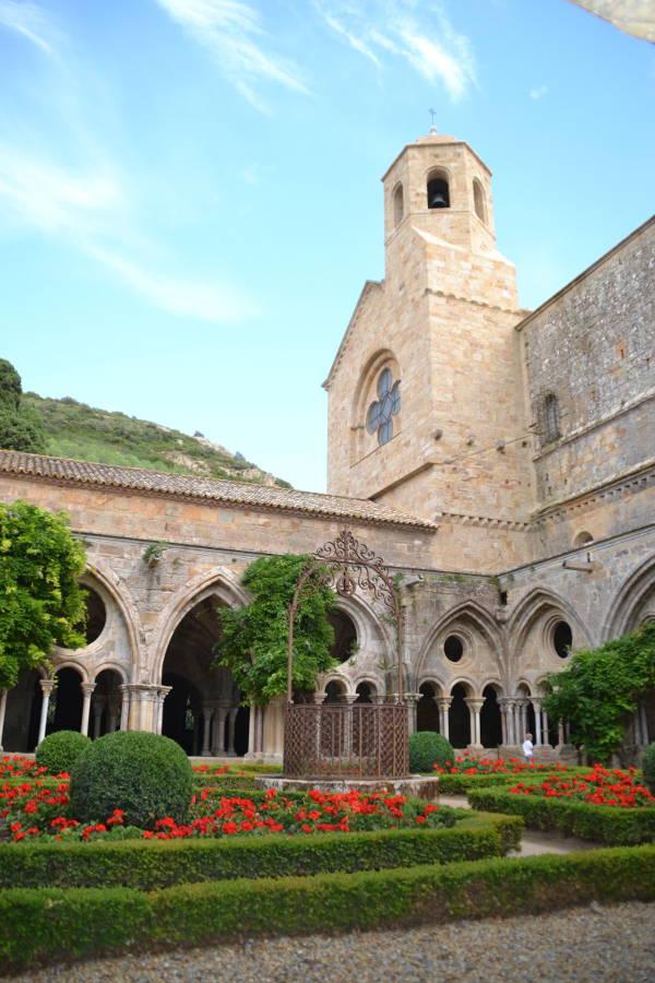 L'abbaye de Fontfroide, à voir absolument!